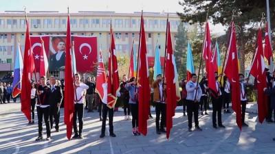 Büyük Önder Atatürk'ü anıyoruz - VAN