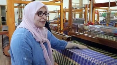 Gazenne kumaşı, Kemaliyeli kadınların elinde yeniden hayat buluyor