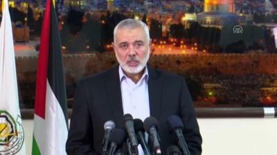devlet baskanligi - Hamas, ulusal diyalog öncesi seçim kararnamesi çıkarılmasına karşı değil (1) - GAZZE
