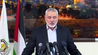devlet baskanligi - Hamas, ulusal diyalog öncesi seçim kararnamesi çıkarılmasına karşı değil (2) - GAZZE