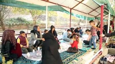 tarihi mekan - Öğrenciler, Şemdinli'deki tarihi yerleri gezdi - HAKKARİ