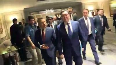 Oktay: 'Ülkemiz, 2019'da Kazakistan'dan ham petrol ithalatını yaklaşık 4 kat artırmıştır' - İSTANBUL