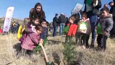 '11 Milyon Ağaç; Bugün Fidan, Yarın Nefes' Programı - ANKARA