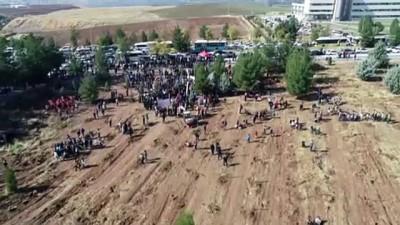 '11 Milyon Ağaç; Bugün Fidan, Yarın Nefes' programı - DİYARBAKIR