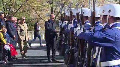 Bakan Soylu, Şırnak Jandarma Bölge Komutanlığı binasının açılışını yaptı - ŞIRNAK