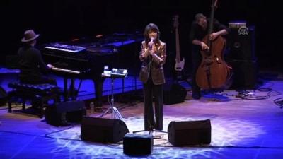 Güney Koreli şarkıcı Youn Sun Nah, CRR'de konser verdi - İSTANBUL