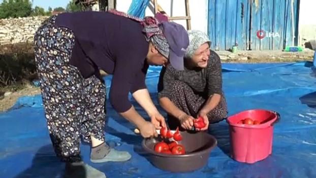 calisan kadin -  Kadınlar yemeklerin vazgeçilmezi için saatlerini harcıyor
