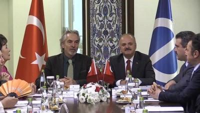 Kültür ve Sanat Politikaları Kurulu Eskişehir'de toplandı - ESKİŞEHİR