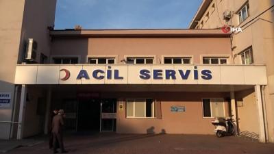 Lahmacundan zehirlenen 13 öğrenci hastanelik oldu