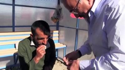 Ordulu Salih 'özel' bekleme alanında Başkan Güler'i ağırladı - ORDU