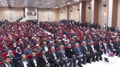 'Peygamberimiz ve Aile' konferansı - ERZİNCAN