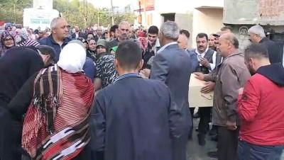 Samsun'da alev alan araçta bir çocuğun öldüğü trafik kazası - GİRESUN