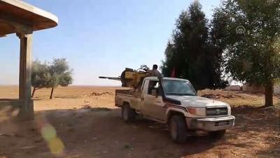 guvenli bolge - Suriye Milli Ordusu terörle mücadelede 198 şehit verdi