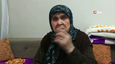 banka karti -  Torunu tarafından darp edilen, emekli maaşı alınan yaşlı kadın yardım bekliyor