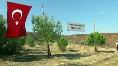 '11 Milyon Ağaç; Bugün Fidan, Yarın Nefes' Programı - GAZİANTEP
