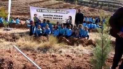 '11 Milyon Ağaç; Bugün Fidan, Yarın Nefes' programı - KIRŞEHİR/MUĞLA/MANİSA