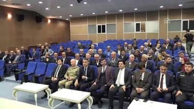 29 gaziye 'Milli Mücadele Madalyası' tevdi edildi - BİTLİS