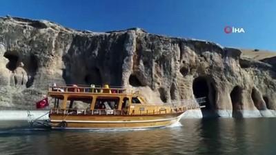 kanyon -  9 milyon yıllık yeni keşif kanyonlar havadan çekilen görüntüleriyle hayran bıraktı