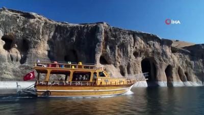 9 milyon yıllık yeni keşif kanyonlar havadan çekilen görüntüleriyle hayran bıraktı