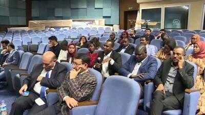 Afrikalı medya temsilcileri AA'yı ziyaret etti - ANKARA