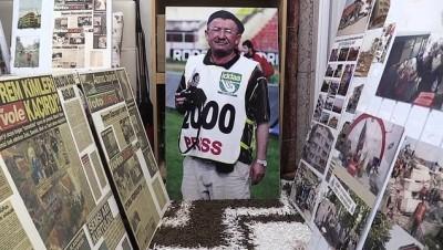 afet bolgesi - Babasının deprem fotoğraflarından oluşan arşivi oğluna emanet - DÜZCE
