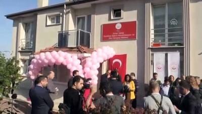 Bakan Selçuk engelli bakım merkezi açtı - SİNOP