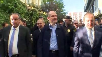 Bakan Soylu, ziyaretlerde bulundu - ŞIRNAK
