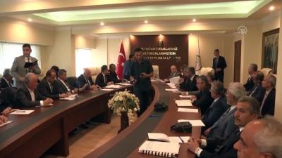 Deniz Çöpleri İl Eylem Planı Komisyon toplantısı yapıldı - ANTALYA