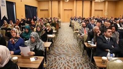 Din ve eğitim görevlilerine yönelik 'Sosyal Uyum Çalıştayı-9' - TRABZON