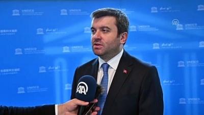 Dışişleri Bakan Yardımcısı Kıran: 'Türk diplomasisi açısında tarihi bir gün' - PARİS