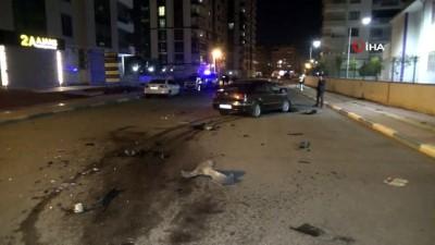 Diyarbakır'da aynı anda 6 farklı kaza: 6 yaralı