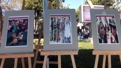 Kamu-Sen'den 'Kuruluş yıl dönümünde Doğu Türkistan' sergisi - ÇORUM