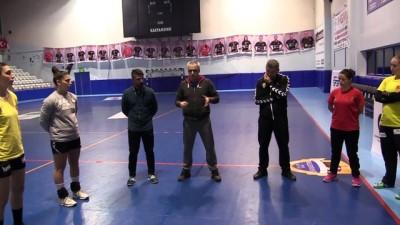 Kastamonu Belediyespor'da Vaci NKSE maçı hazırlıkları - KASTAMONU