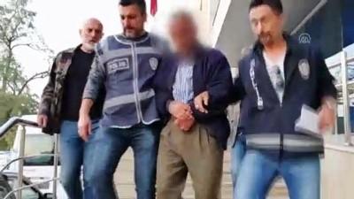 Komşusunu öldürdüğü iddiasıyla gözaltına alınan zanlı tutuklandı - ZONGULDAK