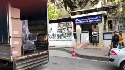 Mobilya çalan şüpheliler yakalandı - KAHRAMANMARAŞ