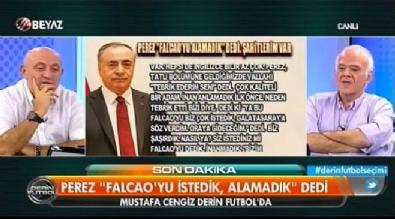 Mustafa Cengiz - Mustafa Cengiz'den Falcao açıklaması