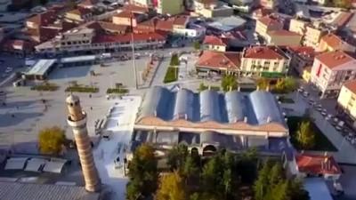 Osmanlı'da hac yolcularının uğrak yeri: Rüstem Paşa Kervansarayı - KONYA