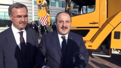 Sanayi ve Teknoloji Bakanı Varank, fabrikaları ziyaret etti - KONYA