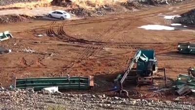 Tahtaköprü Barajı yükseltme çalışmaları - GAZİANTEP