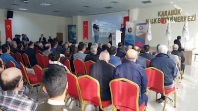 Türkiye'de ilk kez Karabük İl Milli Eğitim Müdürlüğüne verildi