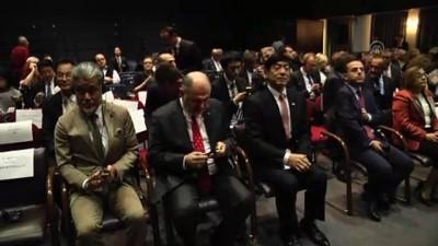 'Türkiye'deki Japonya Resmi Kalkınma Yardımı' faaliyetlerinin 60. yıl dönümü etkinlikleri - ANKARA