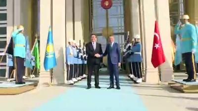 Türkiye ile Kazakistan arasında 3 anlaşma imzalandı - ANKARA