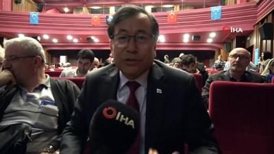 Uygur Türkleri Çin zulmünü anlattı