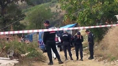 Aynı aileden 4 kişi silahla vurularak öldürülmüş halde bulundu (2) - İZMİR