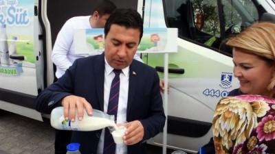 'Bodrum Halk Süt' projesi - MUĞLA