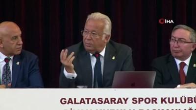 Eşref Hamamcıoğlu: 'Ben başkanlığa aday değilim'