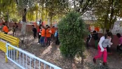 Iğdırlı 50 bin öğrenci çevre temizliği için el ele verdi