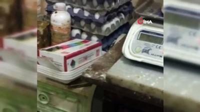 İzmir'de tatlıcı baskını: Adeta mikrop imalathanesi İzle