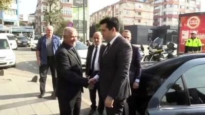 Kuzey Makedonyalı Bakan Elvin Hasan: 'Türkiye'nin desteğini hisseden ülkeyiz' - KOCAELİ