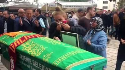 Öldürülen Manisalı iş adamının cenazesi toprağa verildi - MANİSA